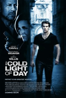 Cold Light Of Day, movie, Bruce Willis