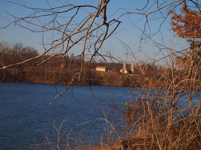 Black Park Lake near Gaithersburg, MD